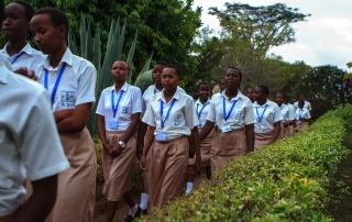 Rwandan Students run businesses