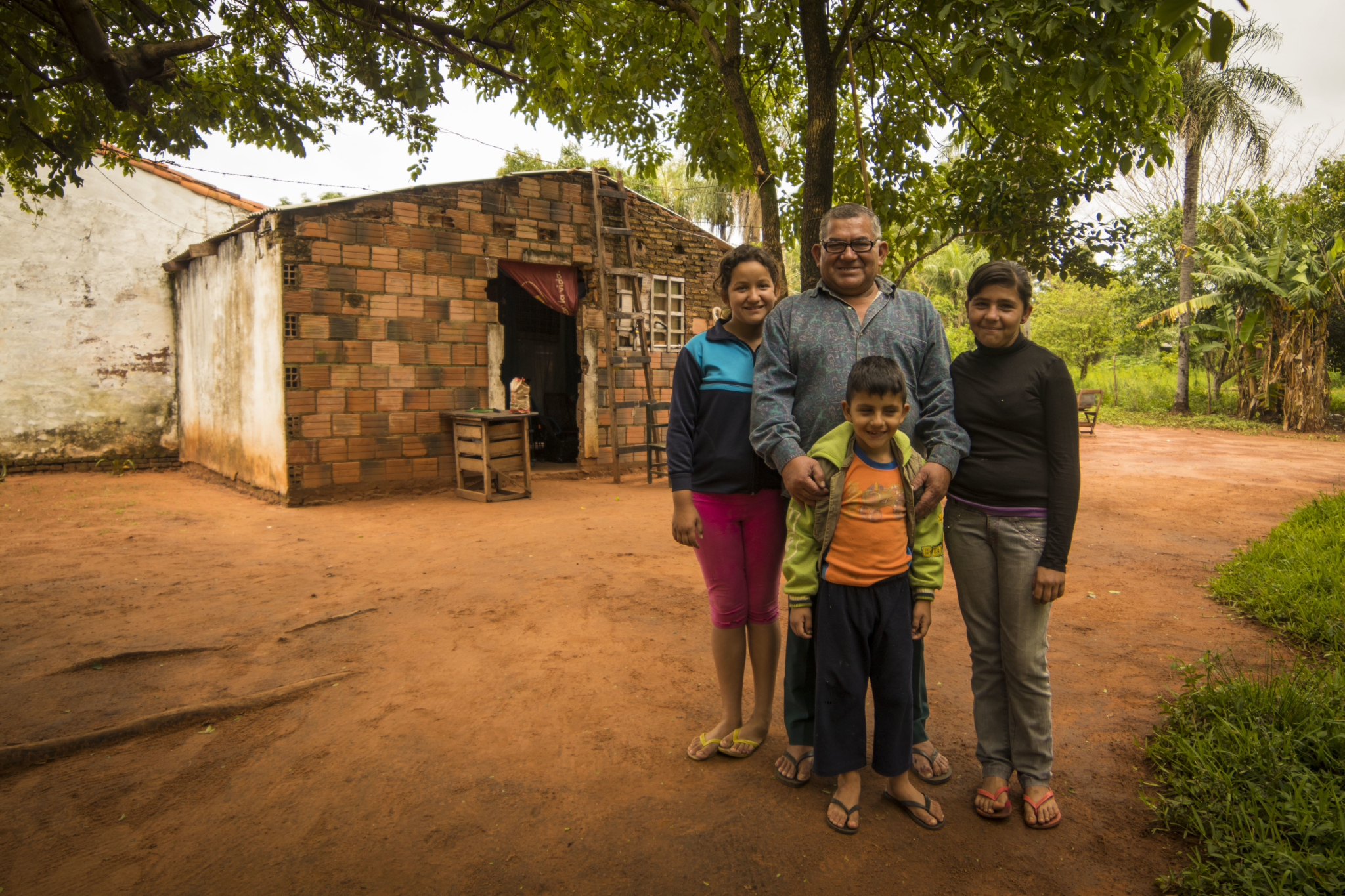 Eine Ampel gegen Armut