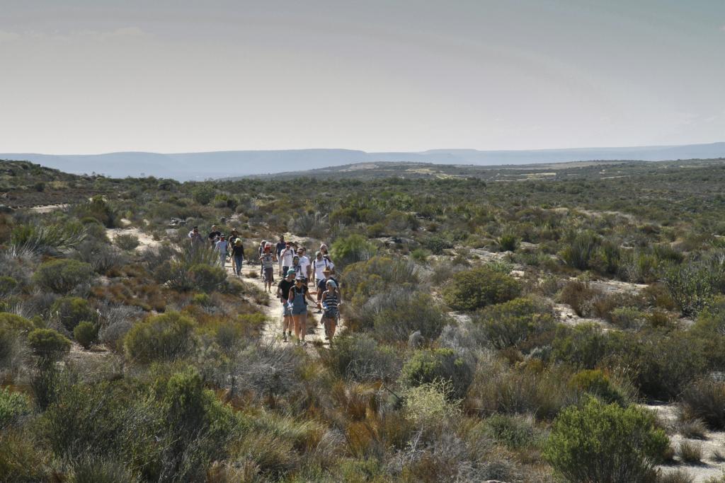 Lemonaider besuchen das Öko-Tourismus Projekt.