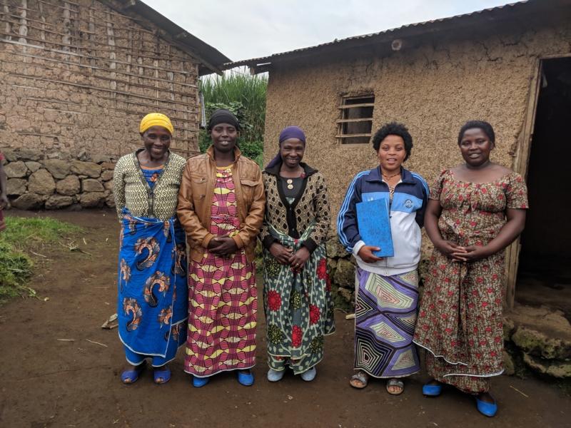 Women Empowerment in Rubavu