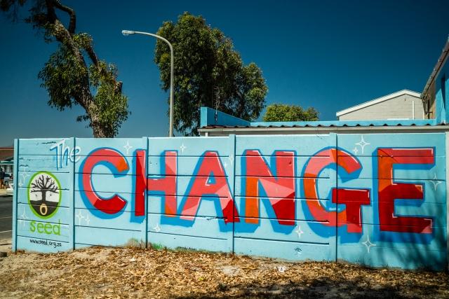 Do Back Lives Matter in the international development sector?
